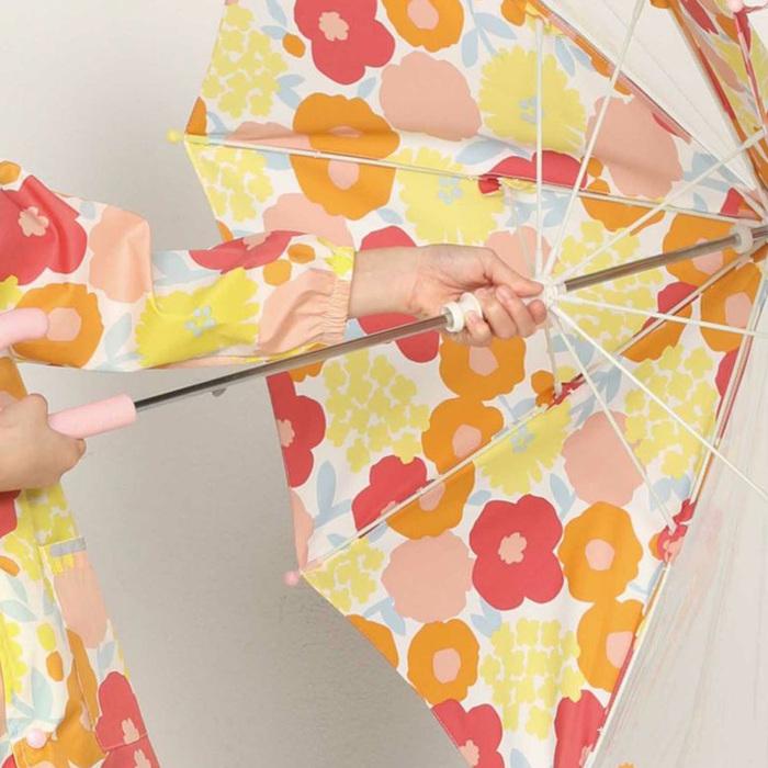 (複製)WPC|空氣感兒童雨衣 草原長頸鹿(120-140cm)