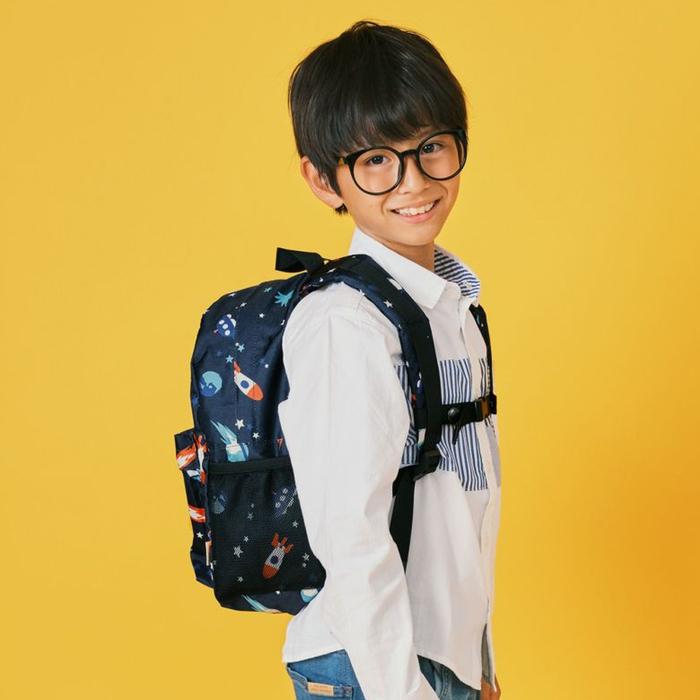 (複製)WPC|餅乾世界 輕便防潑水兒童後背包-M