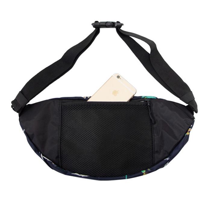 (複製)KiU|白色 2用隨身包單肩包 游泳袋