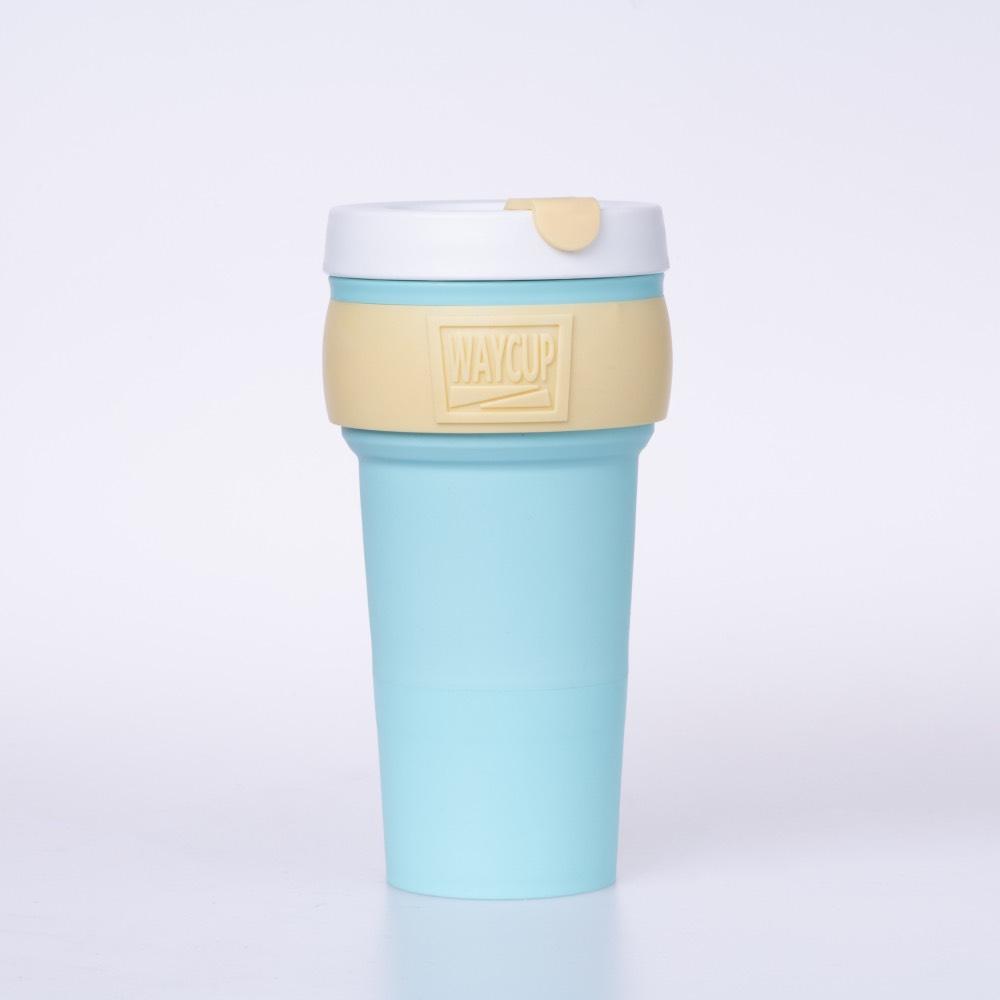 WAYCUP 威客杯 環保伸縮杯 (明水)