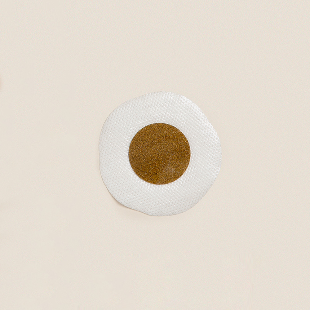 YUMBOND|石墨烯溫感迷你溫灸儀貼片補充包 36片/盒