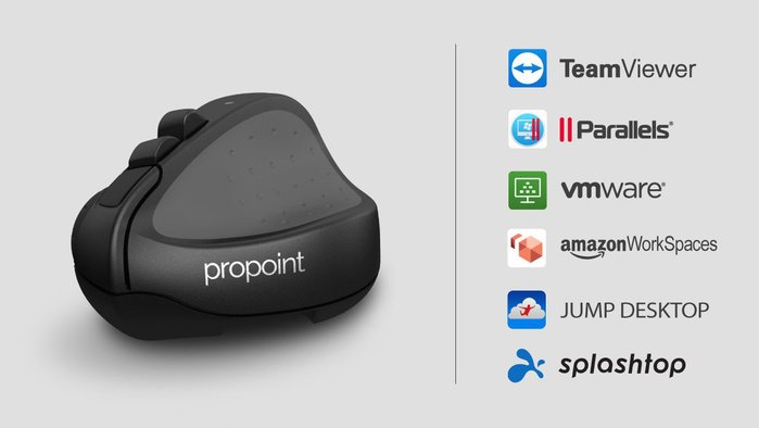 SWIFTPOINT|實體+虛擬 二合一滑鼠簡報筆(PROPOINT 多功旗艦款)