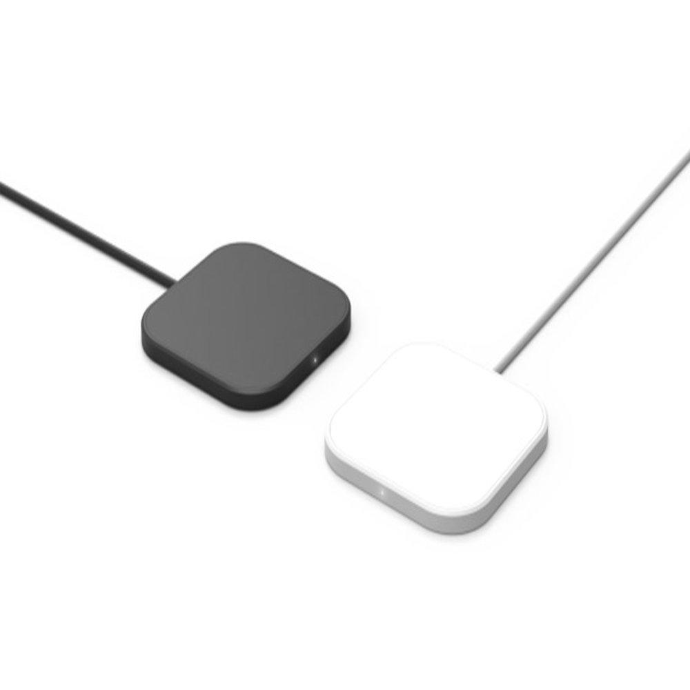 ROLLINGSQUARE 超薄QI無線充電盤兩入組(顏色隨機出貨)