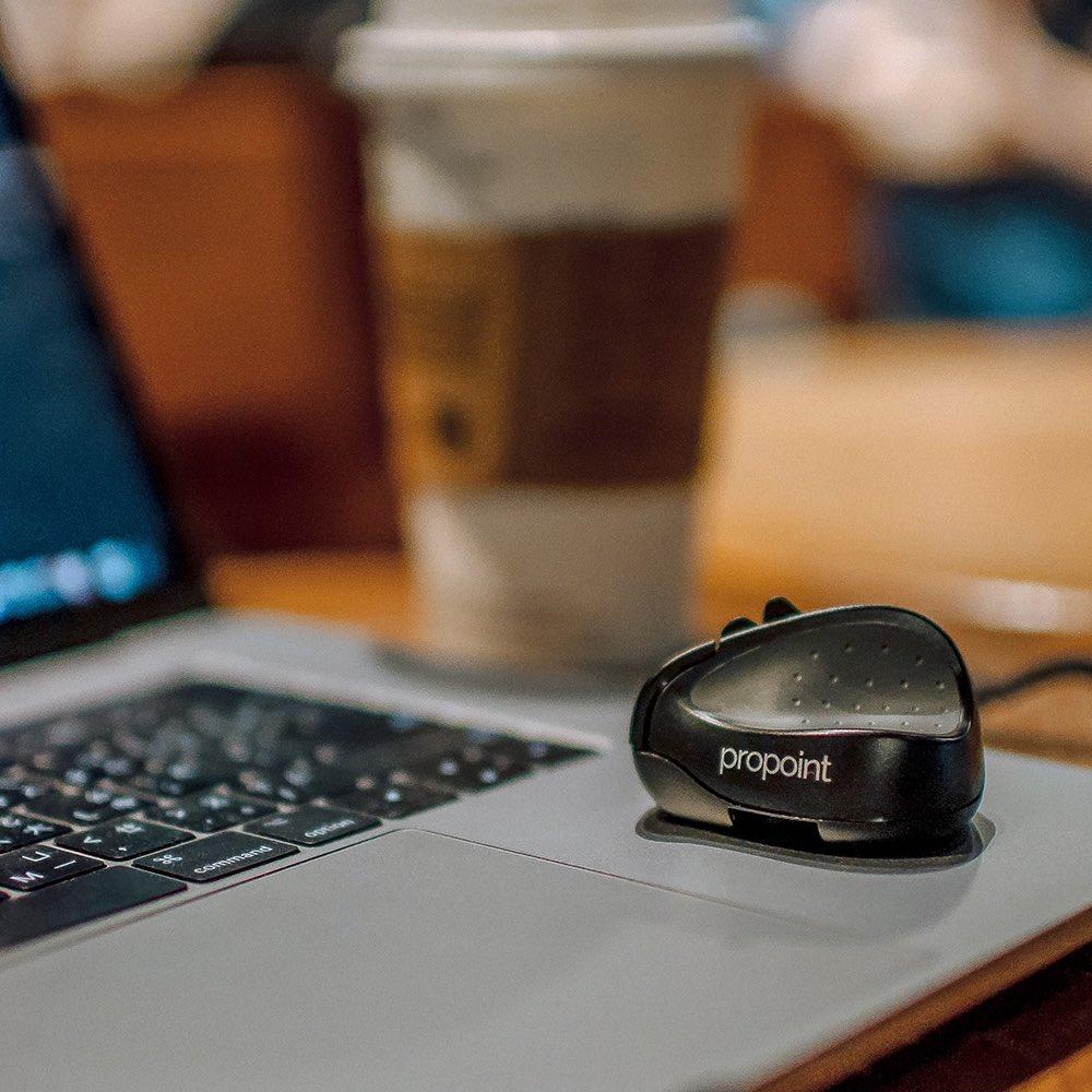 SWIFTPOINT|實體+虛擬 二合一滑鼠簡報筆(PROPOINT 多功旗艦款+TRACPOINT 商務領航款)