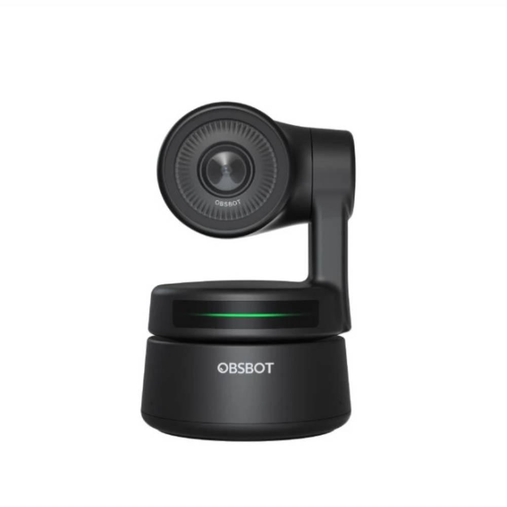 OBSBOT|Tiny AI 人臉辨識 PTZ 自動追蹤視訊網路攝影機 (商務套組)