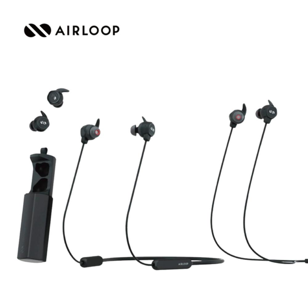 AirLoop|全球首創三合一磁吸式秒轉耳機