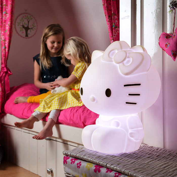 BASENL | HELLO KITTY LAMP 檯燈