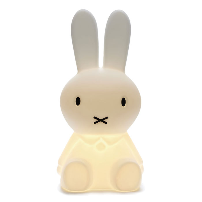 Mr Maria | Miffy XL 大米菲兔LED燈