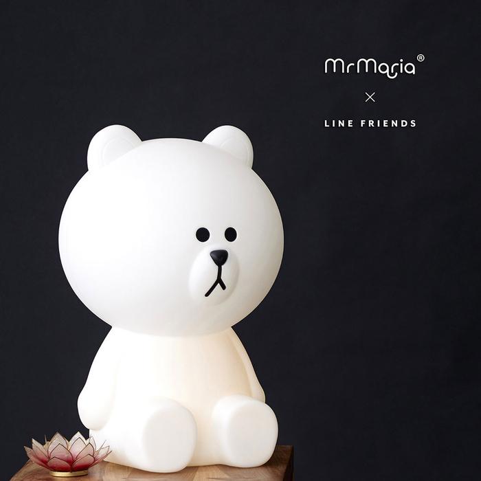 Mr Maria | Brown S 小熊大LED燈
