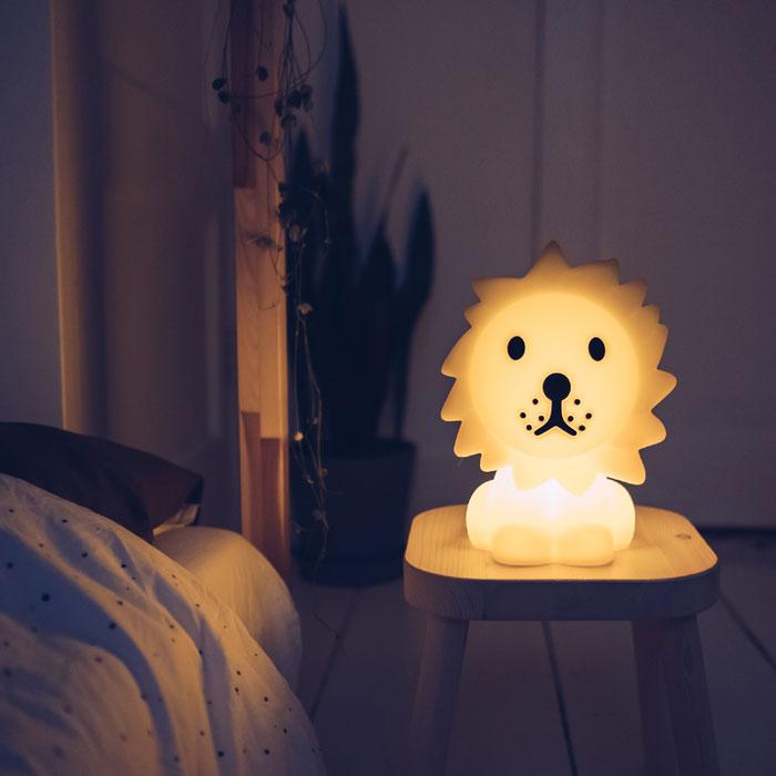 Mr Maria | Lion First Light USB可充電獅子小夜燈