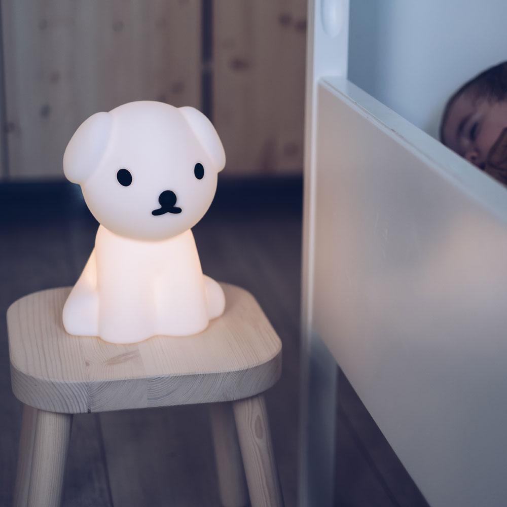 Mr Maria   Snuffy First Light USB可充電狗小夜燈