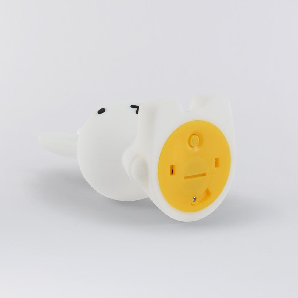 Mr Maria|Mini Miffy Bundle of Light 迷尼米菲兔軟矽膠夜燈