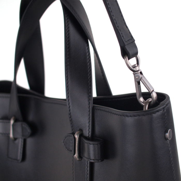 Darker Than Black Bags|Eraser Tote Bag 可調背帶托特包