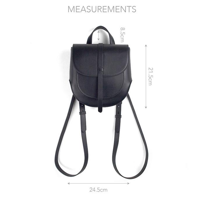 (複製)(SAMPLE)Darker Than Black Bags|Isosceles Triangle Hobo Bag 等腰三角Hobo包