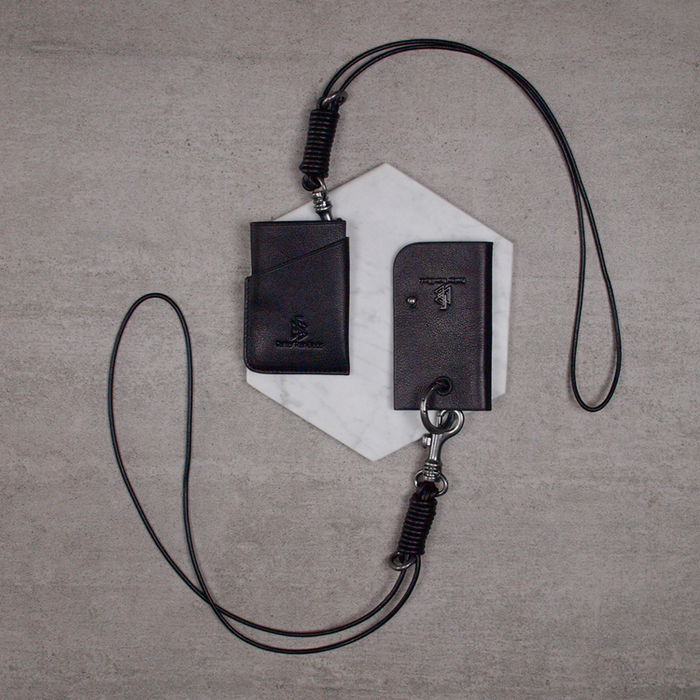 (複製)Darker Than Black Bags|Card Holder 卡夾