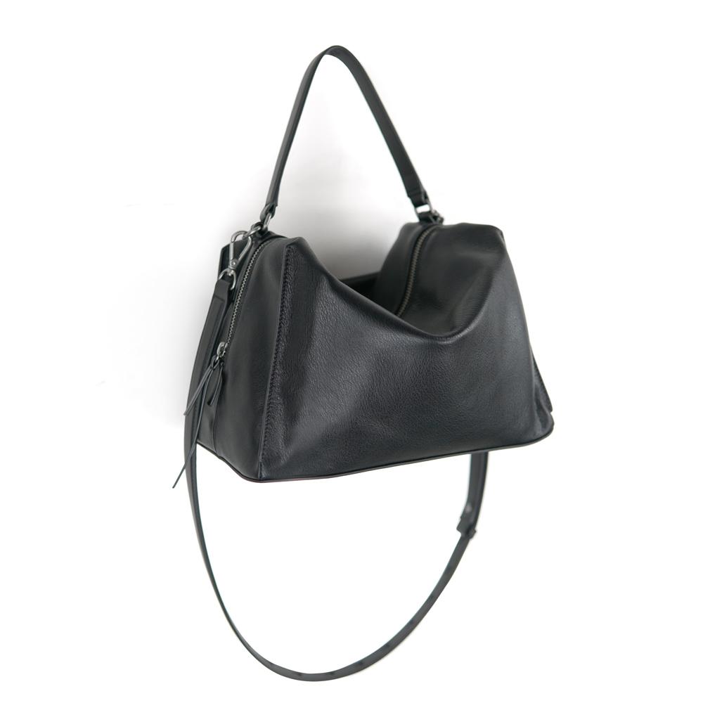 Darker Than Black Bags|Valley Cube Shoulder Bag 單肩包