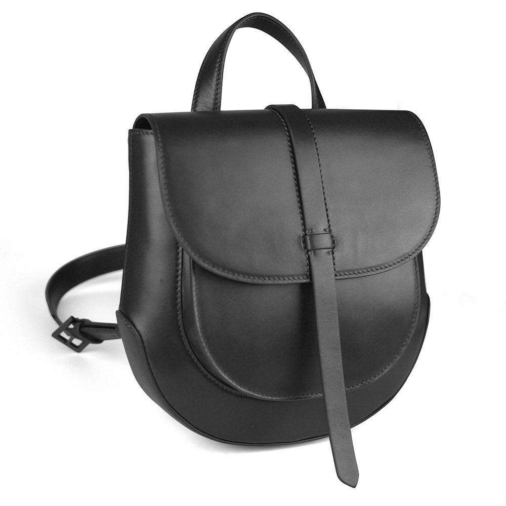 Darker Than Black Bags|Half Eraser Backpack 短款背包