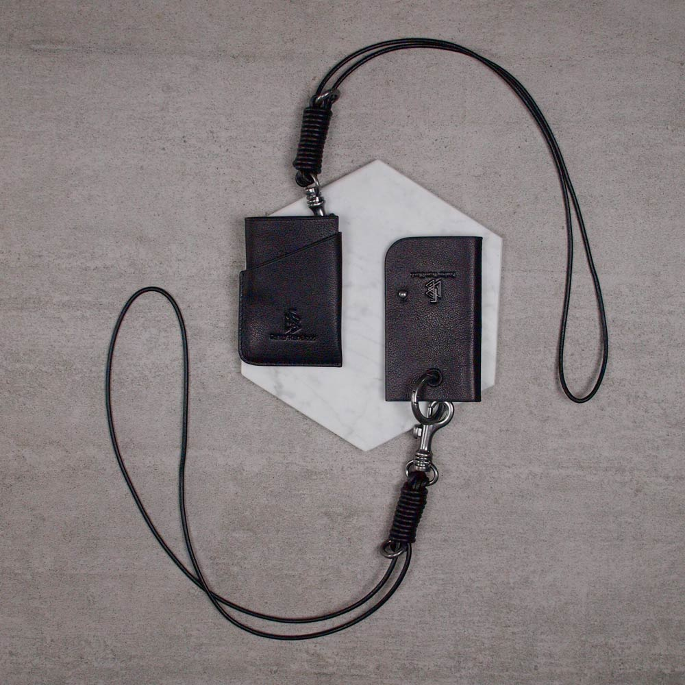 Darker Than Black Bags|Card Holder Gift Set卡夾禮盒