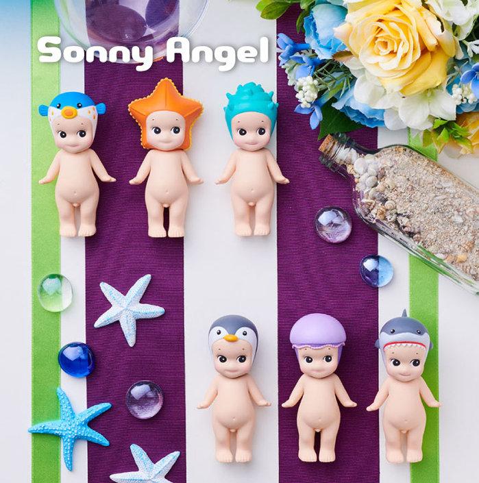 (複製)Sonny Angel|經典動物系列 Version.2 盒玩公仔(單入隨機款)