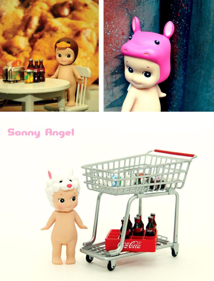 (複製)Sonny Angel|經典海洋系列盒玩公仔(單入隨機款)