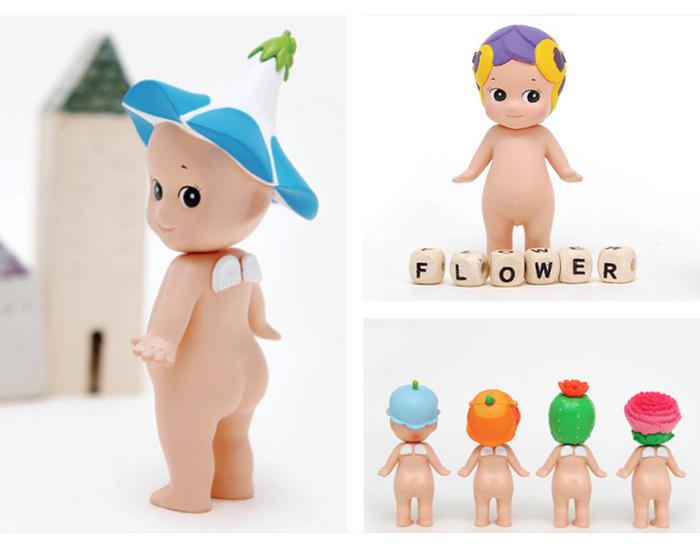 Sonny Angel|經典Flower 系列盒玩公仔(單入隨機款)