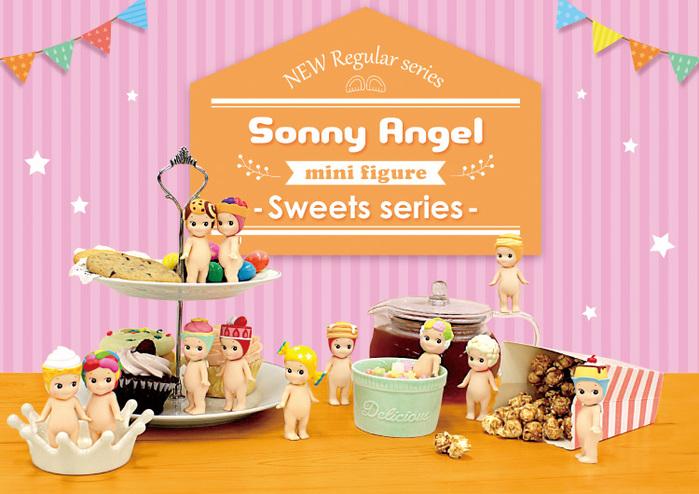 (複製)Sonny Angel|經典Flower 系列盒玩公仔(單入隨機款)