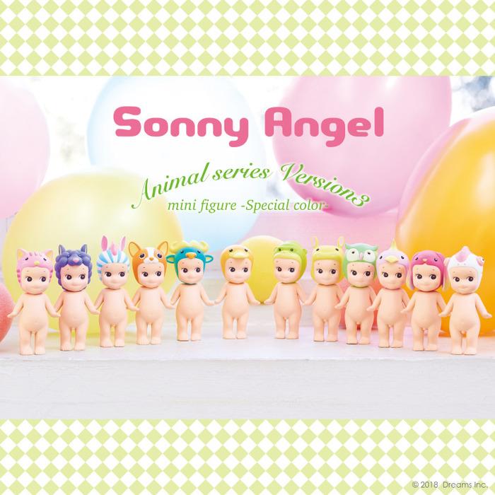 (複製)Sonny Angel|經典甜點系列盒玩公仔(單入隨機款)