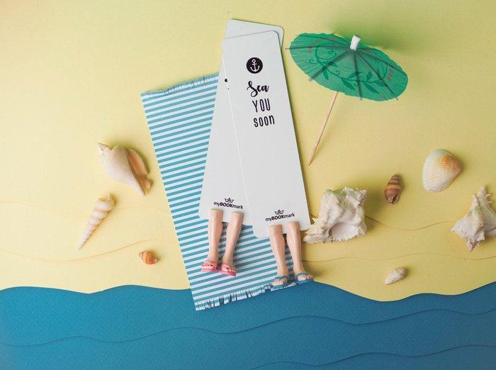 (複製)烏克蘭myBookmark|夏日海灘鞋(藍)