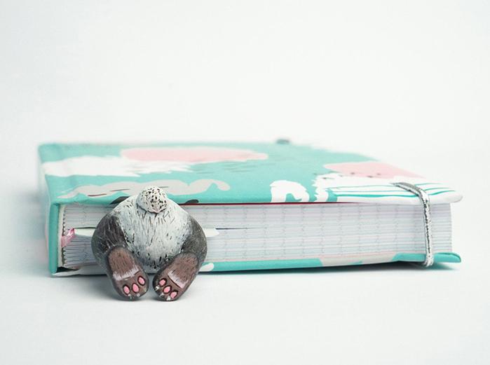 (複製)烏克蘭myBookmark|奇幻獨角獸的書籤