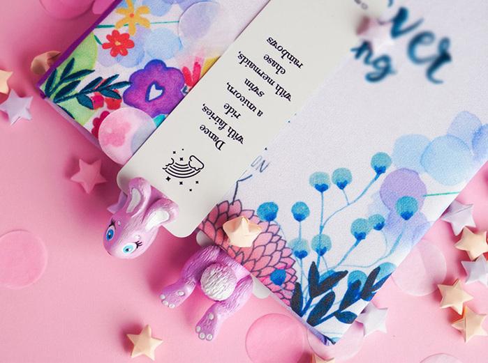(複製)烏克蘭myBookmark|喜愛人類書籍的美人魚書籤