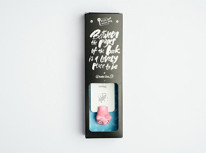 (複製)烏克蘭myBookmark|探頭的粉紅邦妮兔
