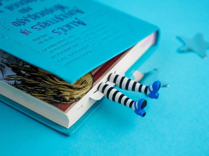 (複製)烏克蘭myBookmark|探頭的粉紅小貓