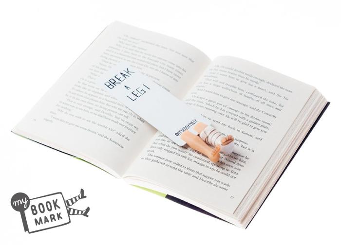 (複製)烏克蘭myBookmark|Bookachu書籤