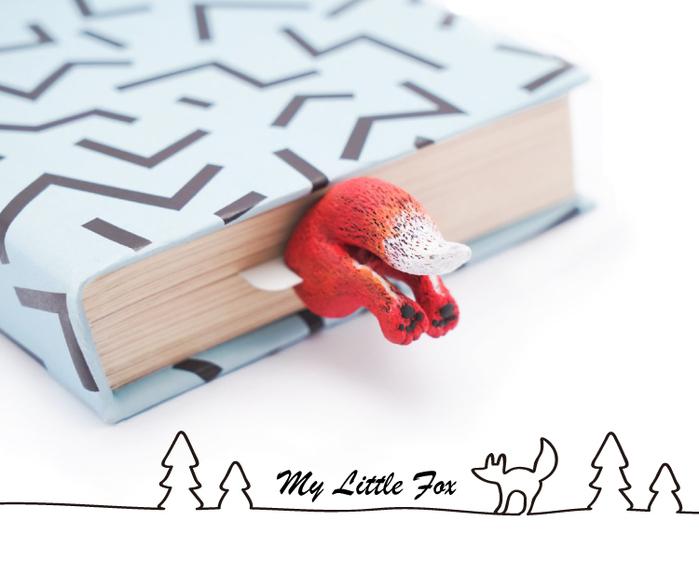 (複製)烏克蘭myBookmark|熱愛知識的赫密麗書籤