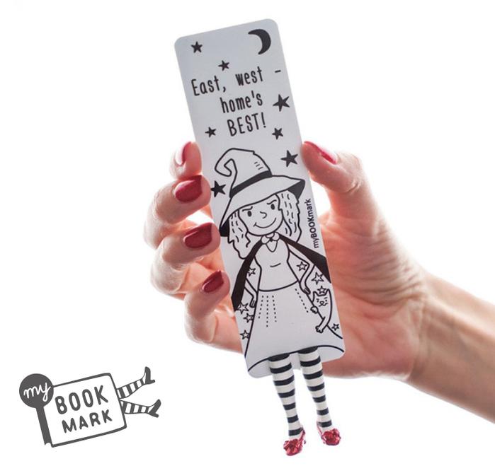 (複製)烏克蘭myBookmark|露屁屁的粉紅小貓書籤