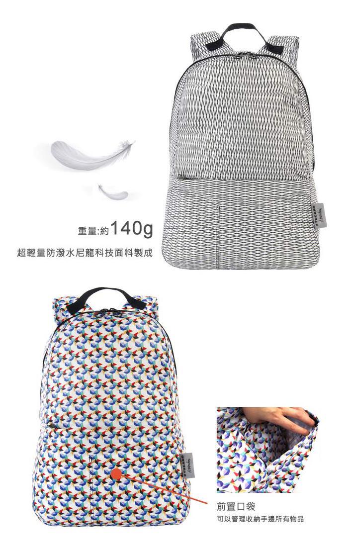 (複製)TUCANO|COMPATTO 超輕量防潑水尼龍折疊收納後背包