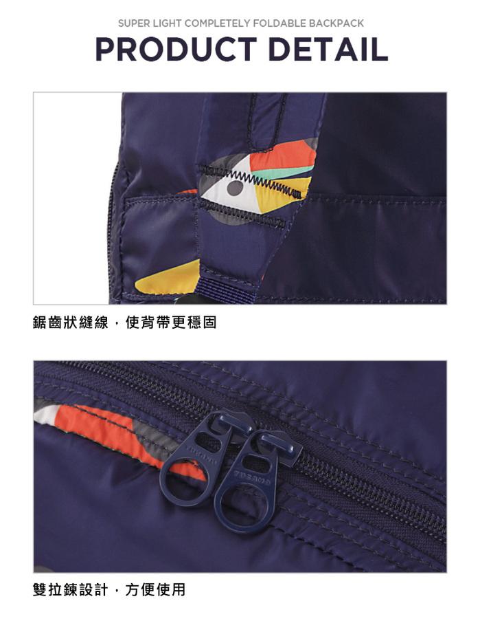 (複製)TUCANO|O.D.D.S. 潛水布防水後背包-灰色
