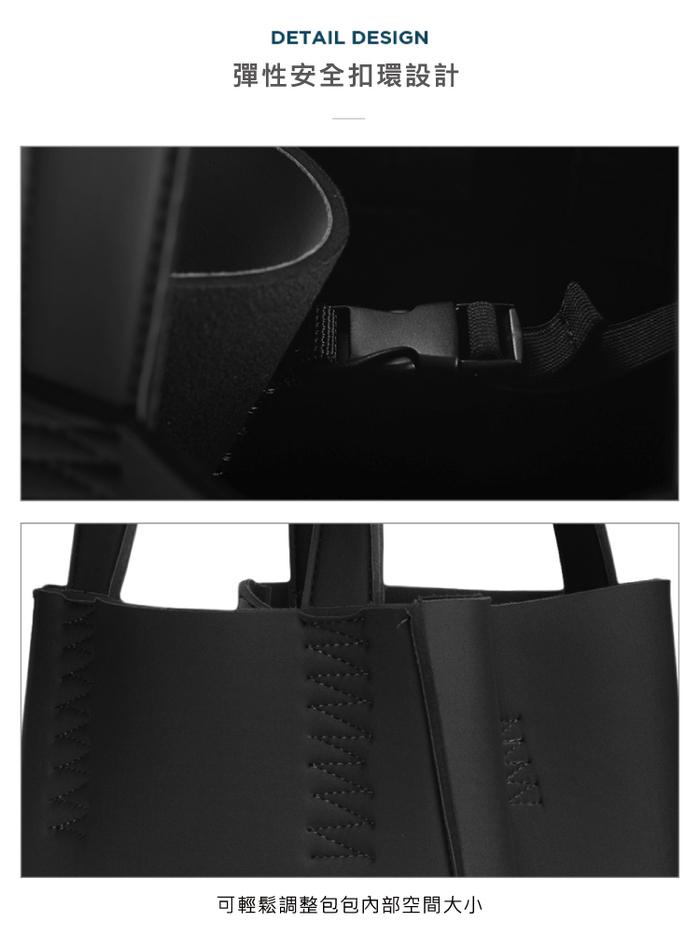 (複製)TUCANO|MENDINI 高彈性防塵行李箱保護套L-黑色