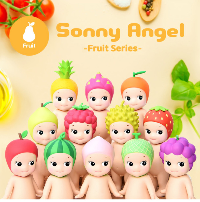 Sonny Angel|經典水果系列 盒玩公仔 New(單入隨機款)