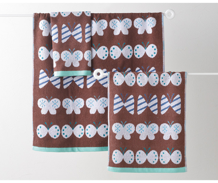 (複製)日本丸真|葡萄牙製創意廚房洗臉巾-海鷗