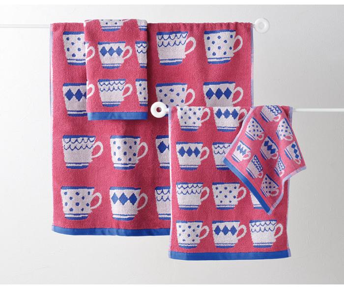 日本丸真|葡萄牙製創意廚房洗臉巾 馬克杯