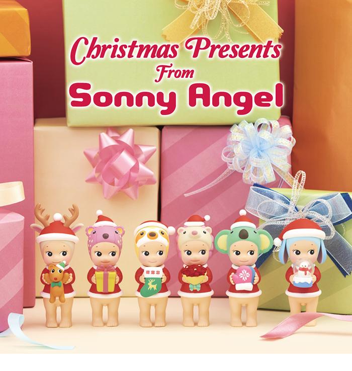 (複製)Sonny Angel|2019 繽紛耶誕節限定版盒玩公仔 (兩入隨機款)