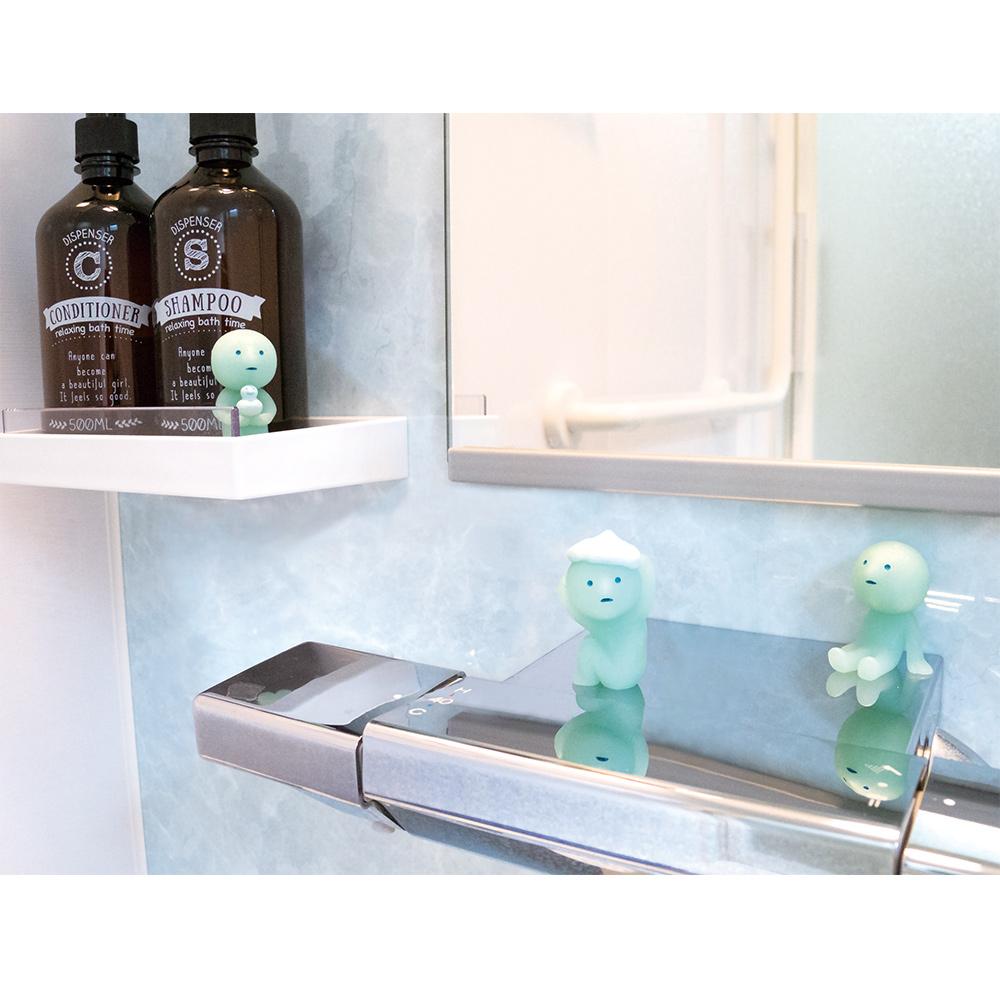 Smiski|不可思議的夜光精靈-浴室大冒險(單入隨機款)