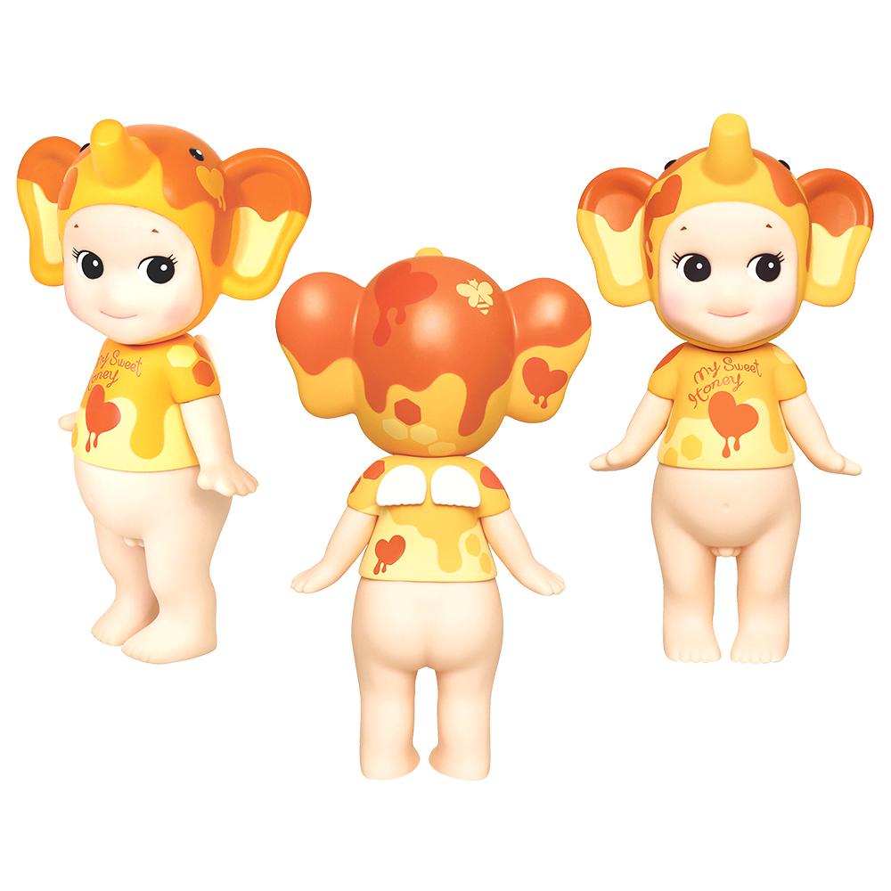 Sonny Angel |藝術家系列蜜糖甜心限定版大型公仔-蜜糖小象