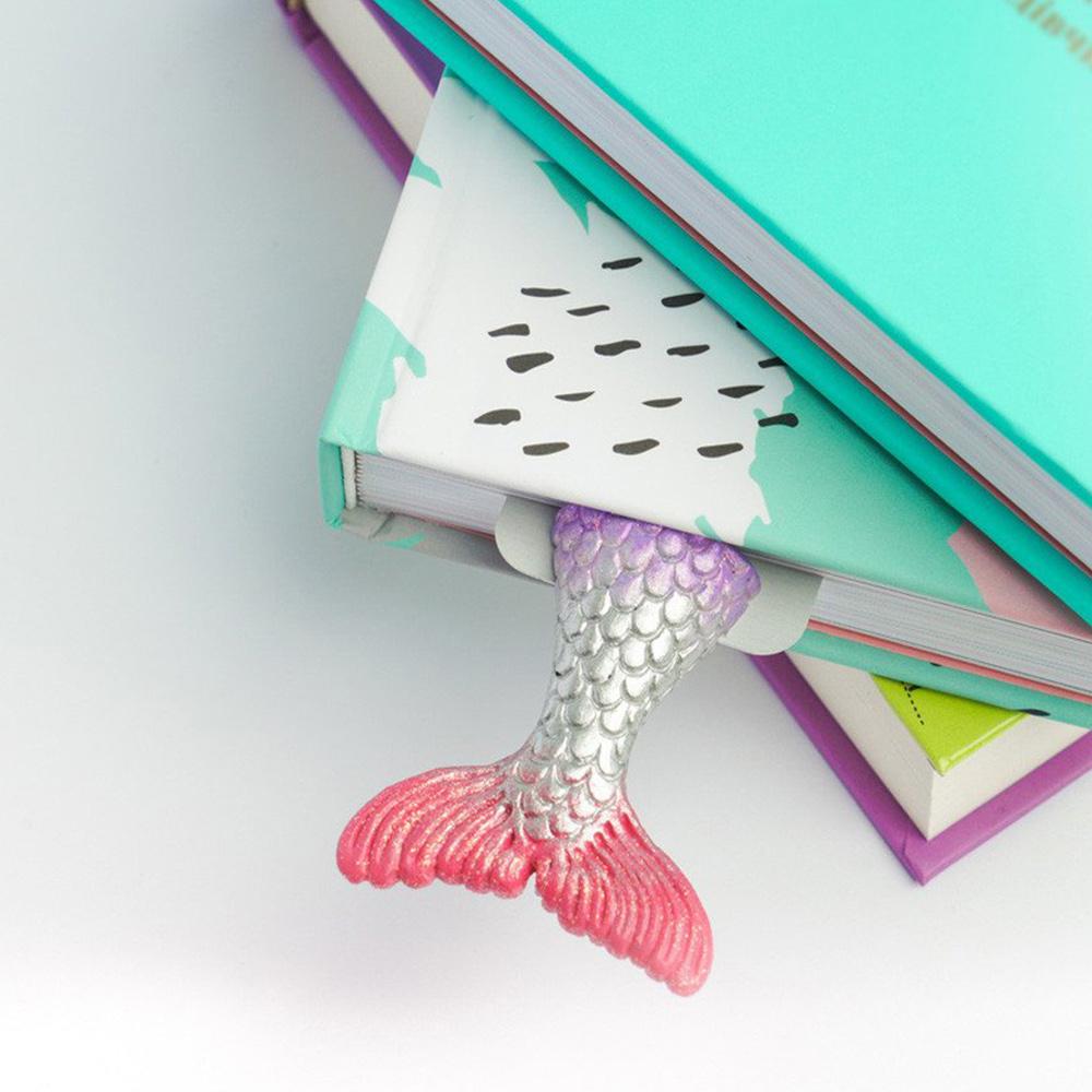 烏克蘭myBookmark|喜愛人類書籍的美人魚書籤