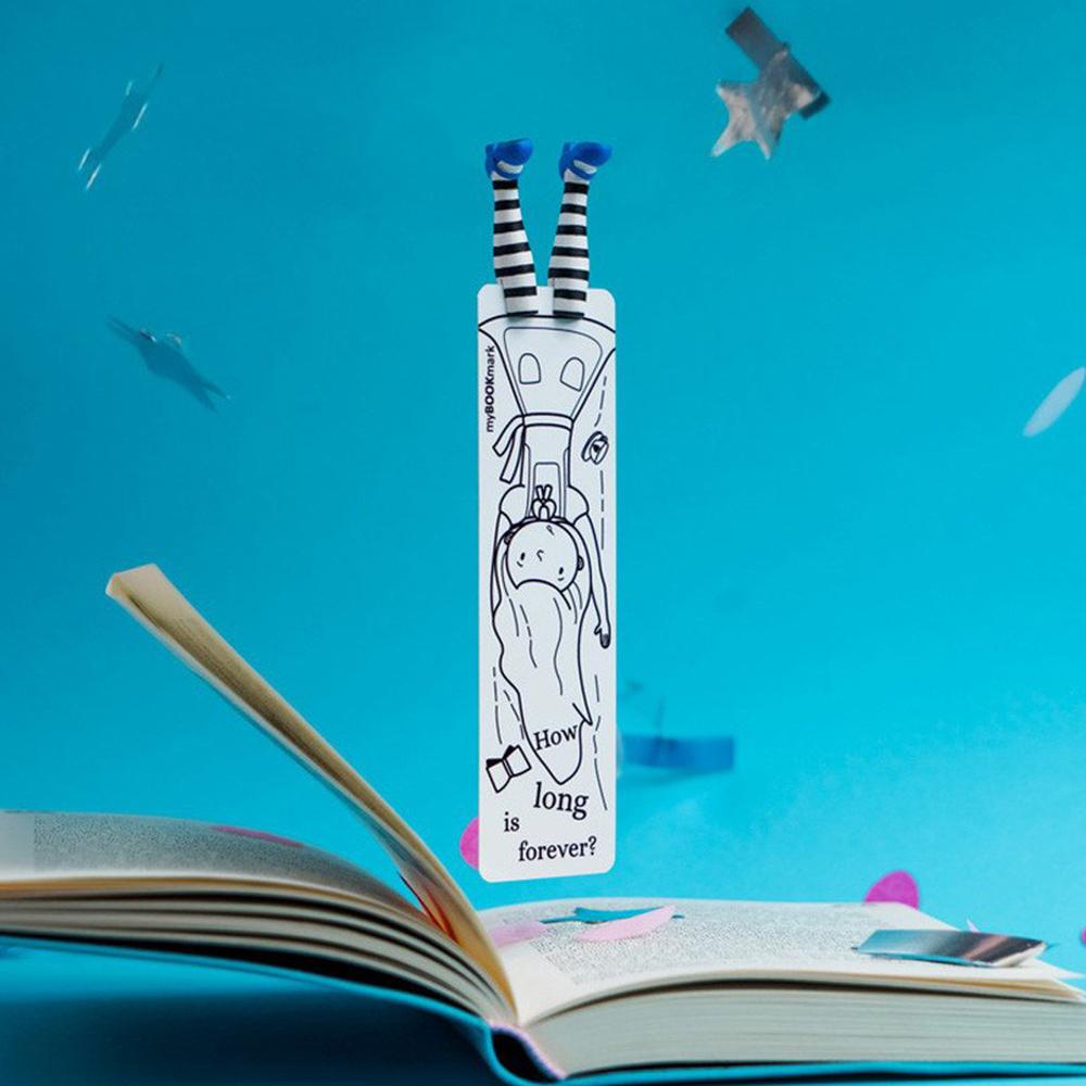烏克蘭myBookmark|栽進夢遊仙境的書籤