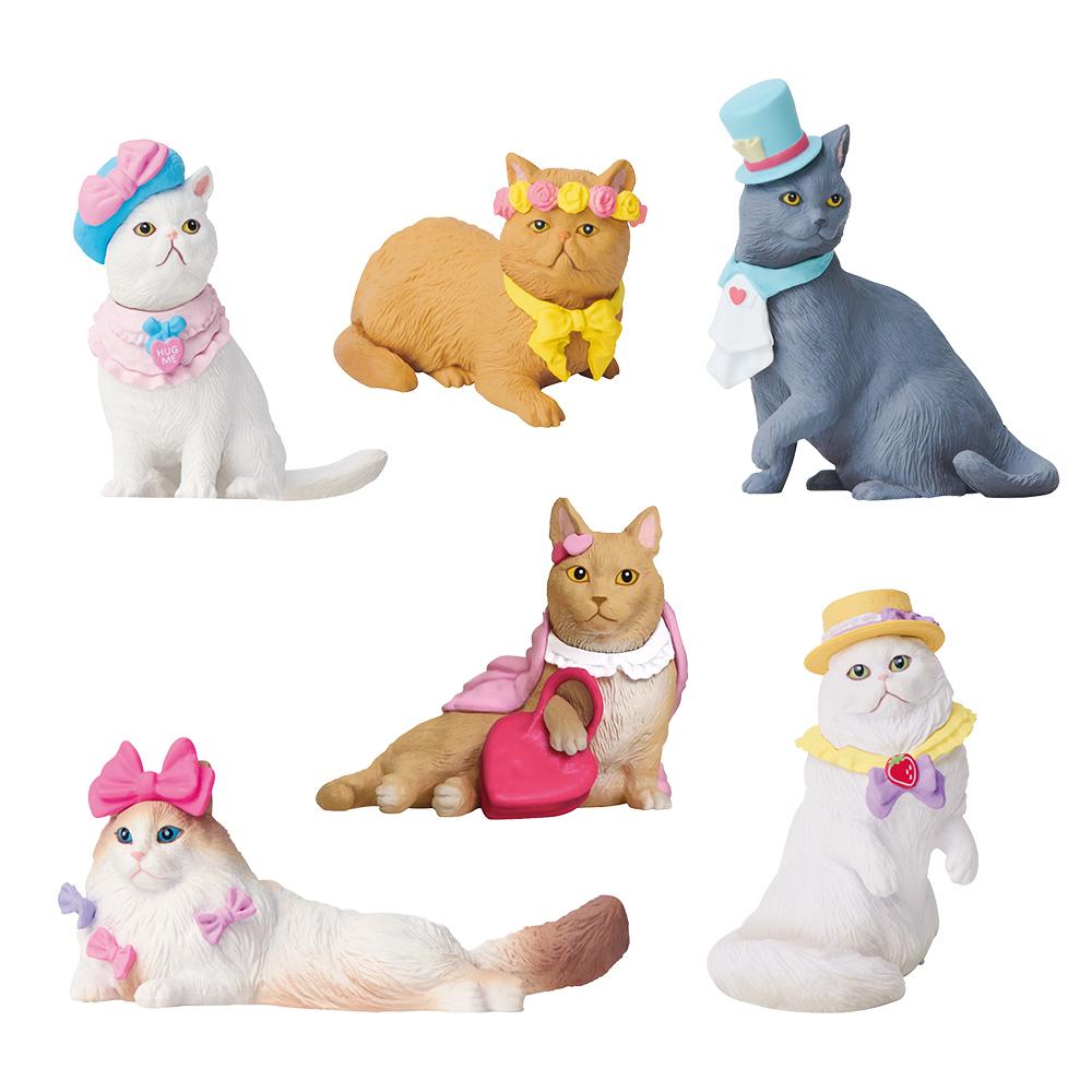 Dreams|Mary's favorite Cat 時尚寵物貓咪(單入隨機款)