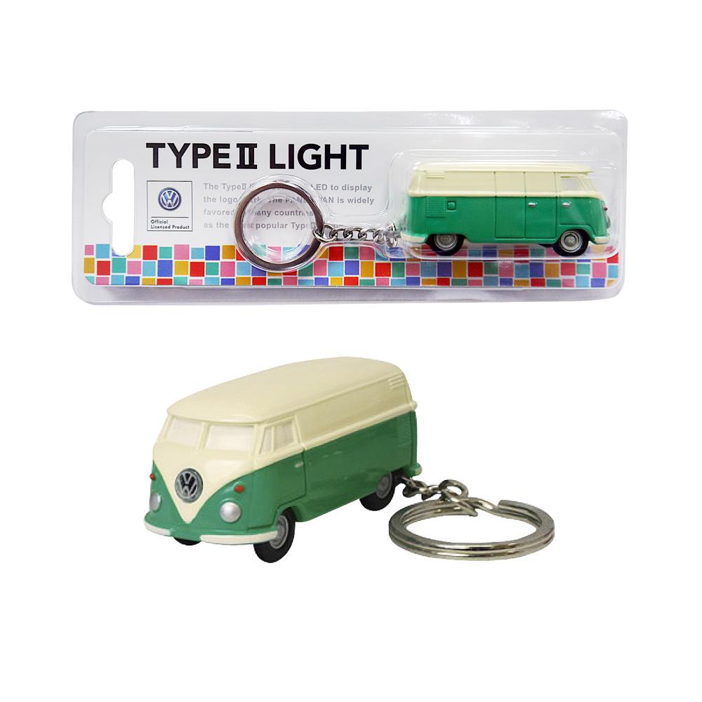 Dreams TypeII Light 福斯T4麵包車鑰匙圈