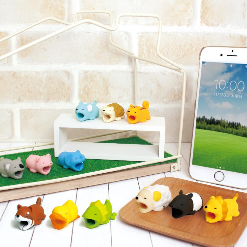Dreams 慵懶動物園II-iphone專用咬線器