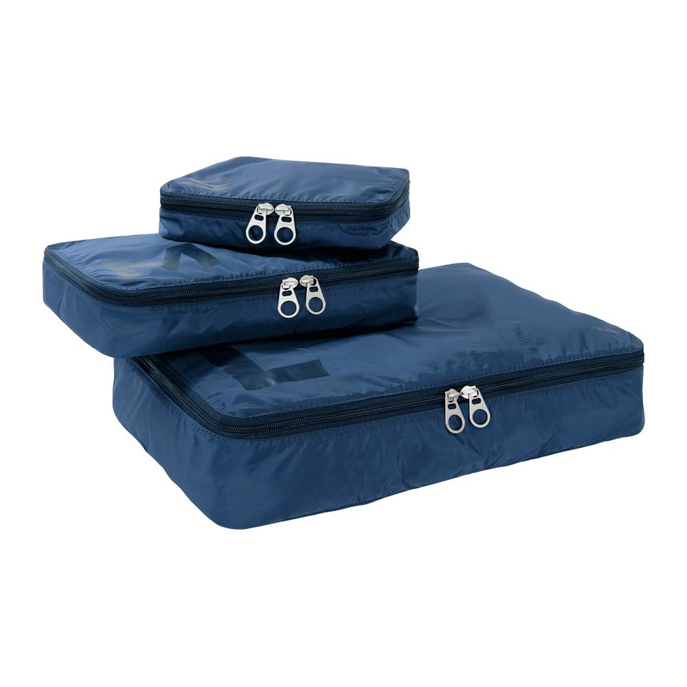 TUCANO|Adatto 旅行收納整理袋三件組(內含S/M/L各一)